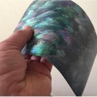 Перламутр лист Л033 пластина гибкая
